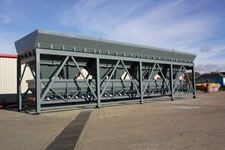 View the gallery : Conveyor systems & bins