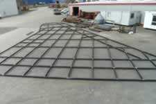 Cycle compound roof structure 2